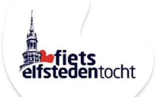 Fiets Elfstedentocht 2019
