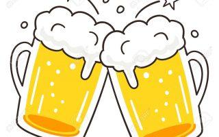 Bierproeverij met hapje