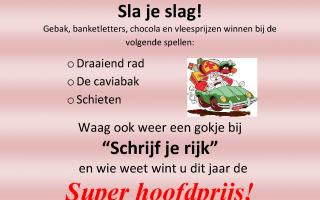 Sinterklaasavond 2019