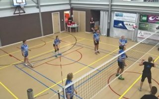 Familievolleybal toernooi