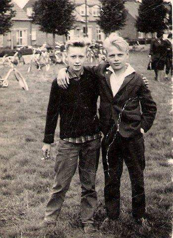 1963 Gerard Samplonius en Tjietse Smink0001