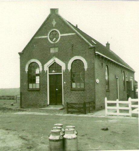 1 Lokaal Oudemirdum 1961